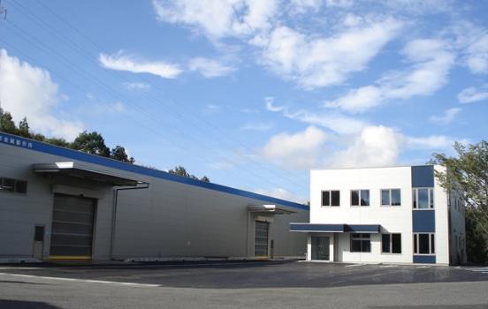 第二工場社屋画像